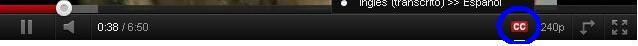 Subtitulo youtube 0