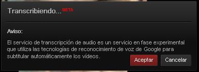 Subtitulo youtube 2