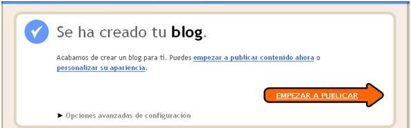 como crear un blog con blogger 10