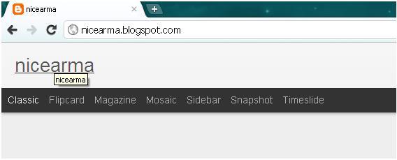 como crear un blog con blogger 12