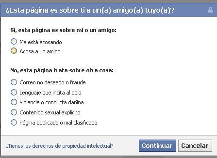 denuncia facebook 2