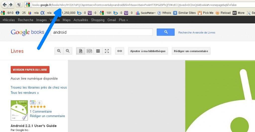 google ebooks descarga 2