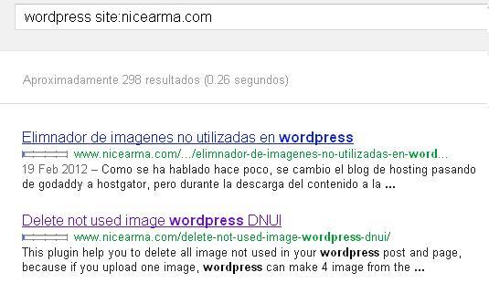 busqueda google por sitio web