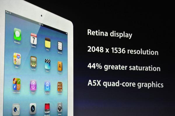 apple ipad-3 especificaciones