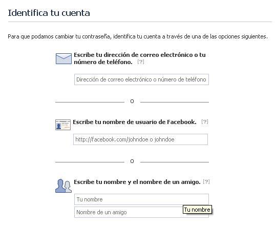 hackear facebook
