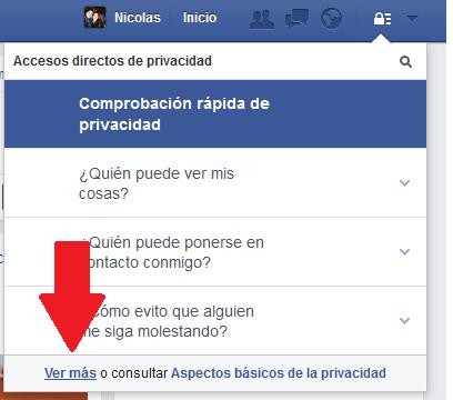 ver mas facebook